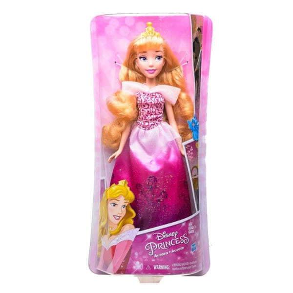 Disney Princess Royal Shimmer Classic Aurora Doll