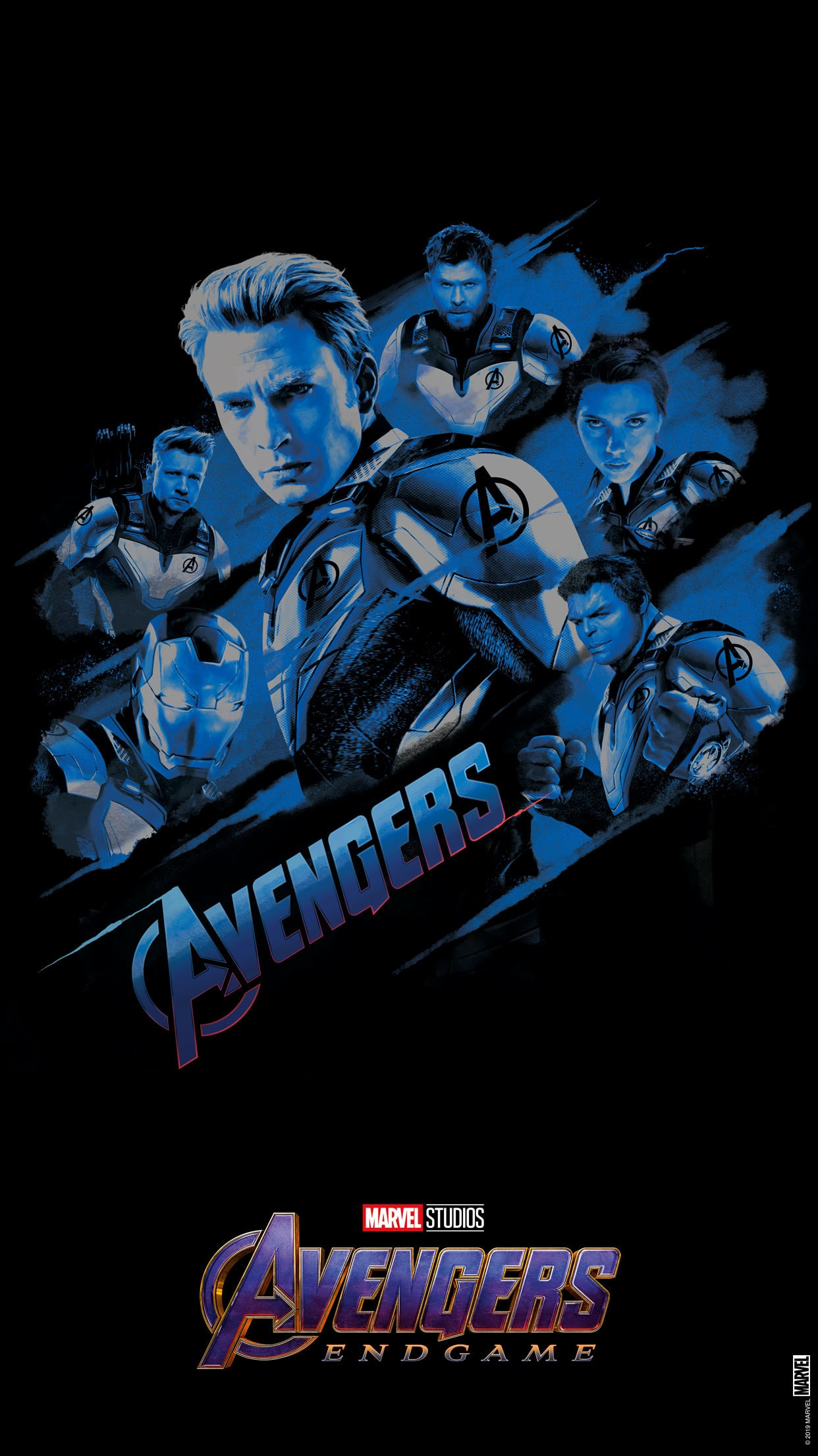 Avengers Endgame Mobile Wallpapers Disney Indonesia