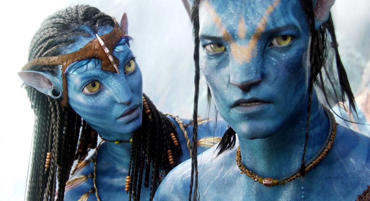 Image of Neytiri and Jake