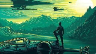 Conheça os novos pôsteres de Star Wars: O Despertar da Força para IMAX
