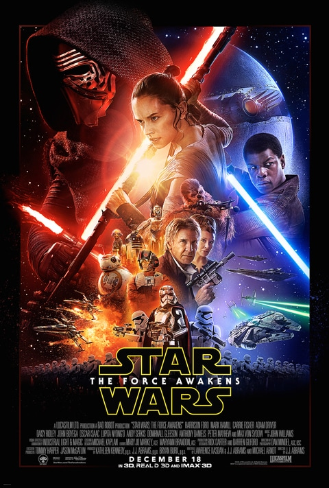 Star Wars Episode Vii The Force Awakens Starwars Com