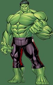 Hulk Avengers Characters Marvel Hq