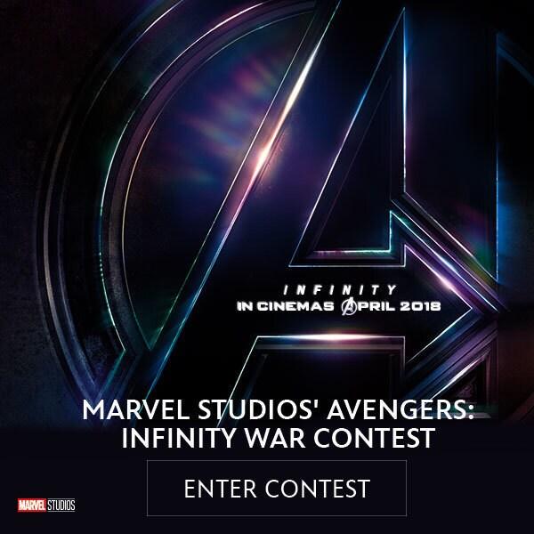 Marvel Studios' Avengers: Infinity War Contest