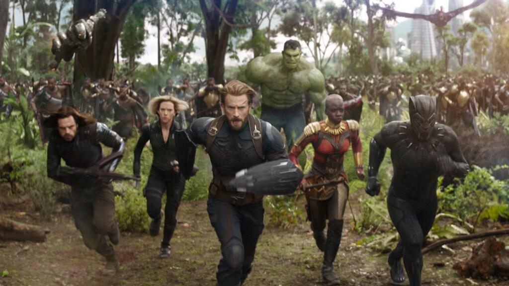 """Marvel Studios' """"Avengers: Infinity War"""" TV Spot"""