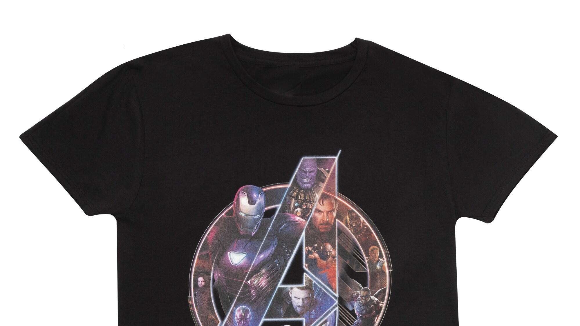 Marvel Mania - Avengers T-Shirt