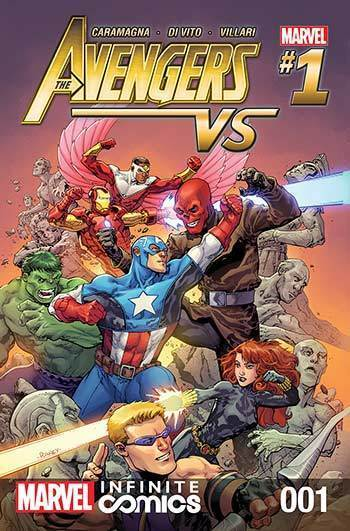Avengers VS Infinite Comic #1