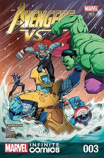 Avengers VS #03: To Turn the Tide