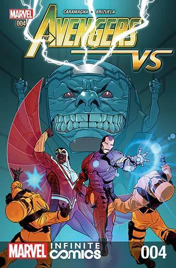 Avengers VS #04: Bros before Foes