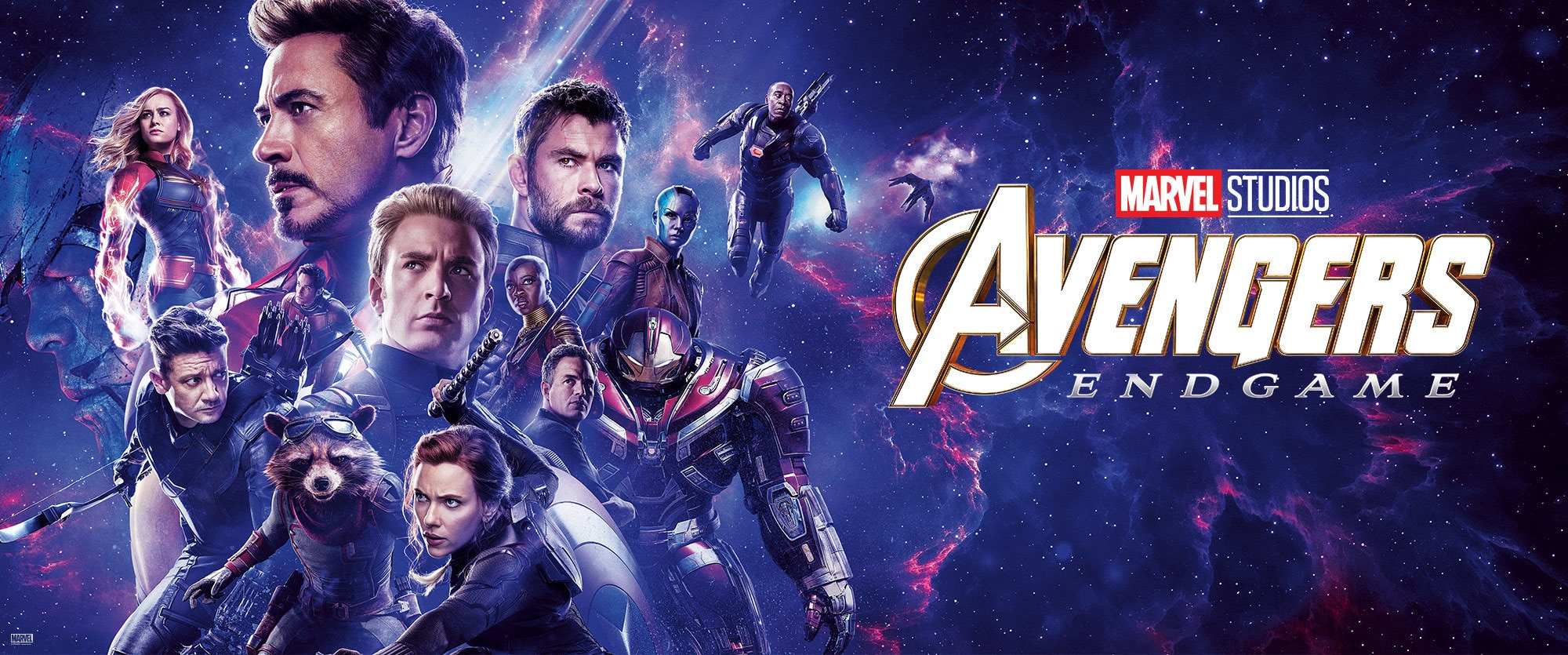 Avengers: Endgame | In Cinemas 26 April