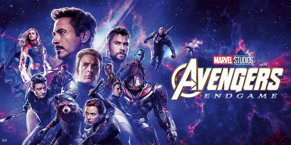 Avengers: Endgame | Watch the official trailer. In cinemas 26 April 2019