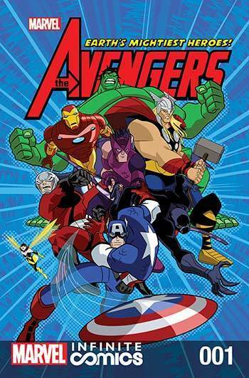 Avengers: Earth's Mightiest Heroes #01