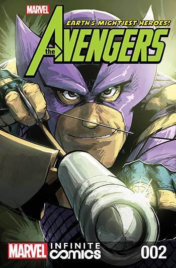 Avengers: Earth's Mightiest Heroes #02