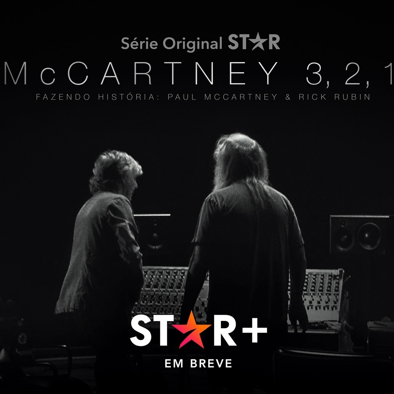 Star+ apresenta com exclusividade Mccartney 3, 2, 1