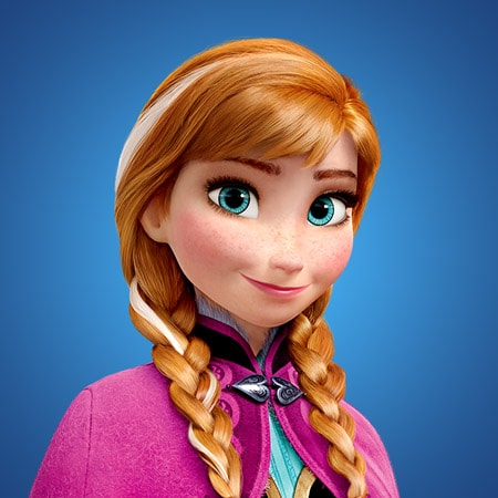 Image result for anna from frozen