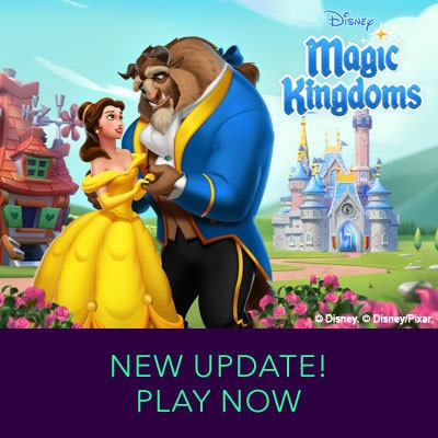 Disney Magic Kingdoms: Beauty and the Beast