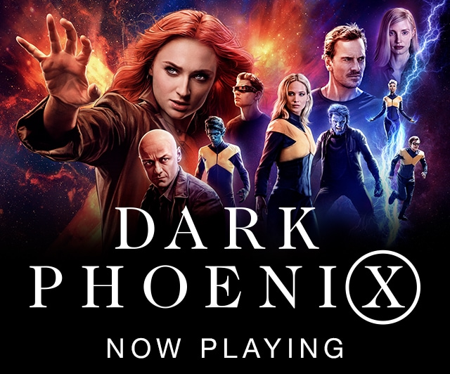 Dark Phoenix Disney Movies