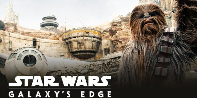 Star Wars: Galaxy's Edge Adventure Awaits Sweepstakes | Disney Parks