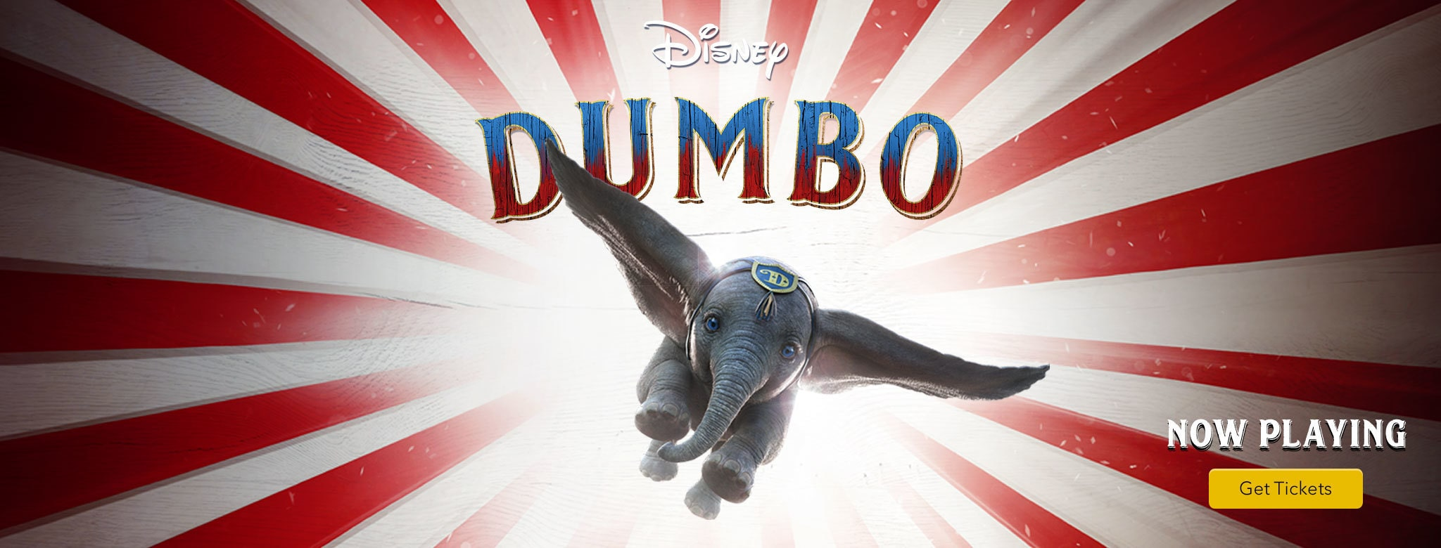 Disney's Dumbo -  Now Playing - Get Tickets