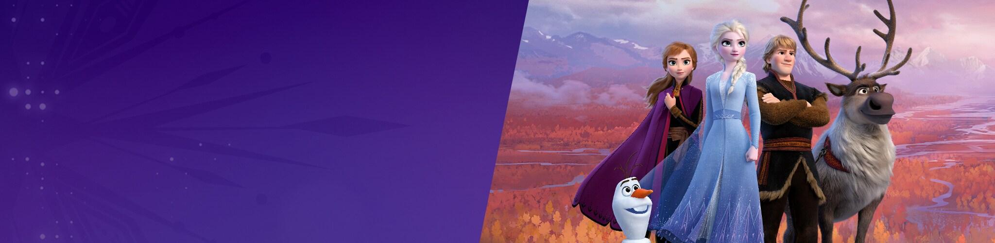 Hero - Frozen Fan Fest - YT Princess Channel Banner