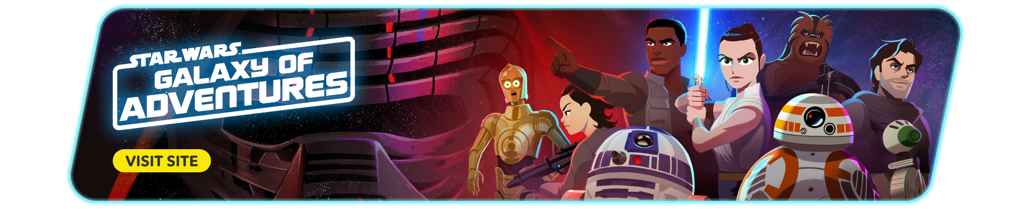 Star Wars Galaxy of Adventures. Visit site.