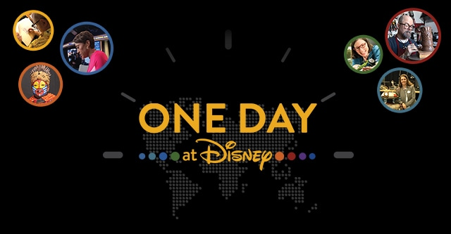 One Day at Disney | Book and Documentary | Disney+ Originals