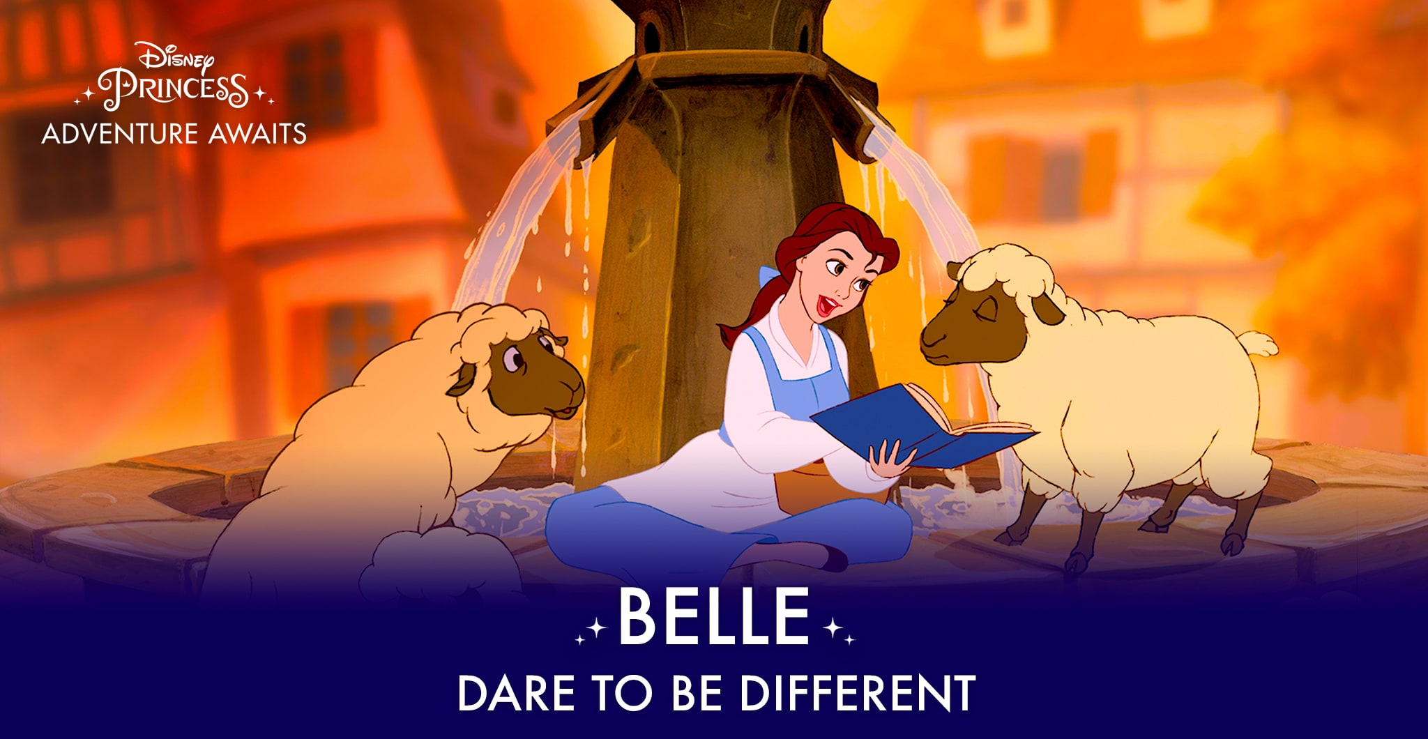 Belle - Dare to be Different