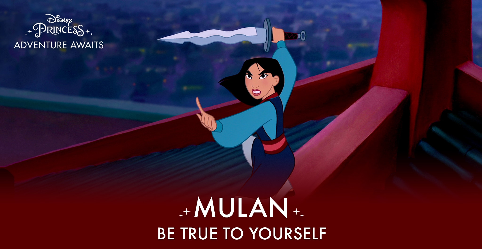 Mulan - Be True to Yourself