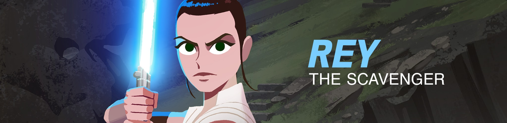 Rey - The Scavenger
