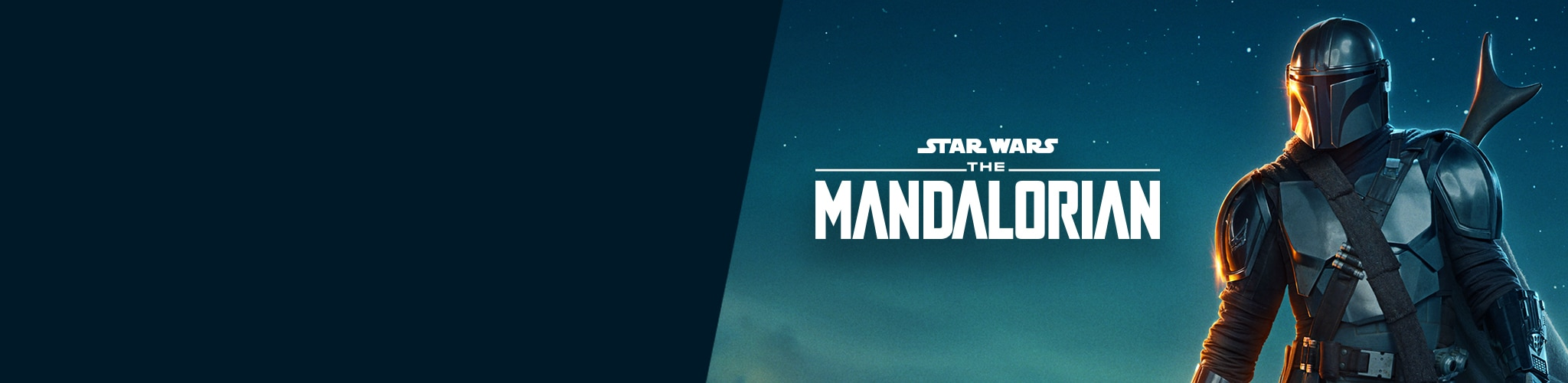 The Mandalorian - Season Two banner