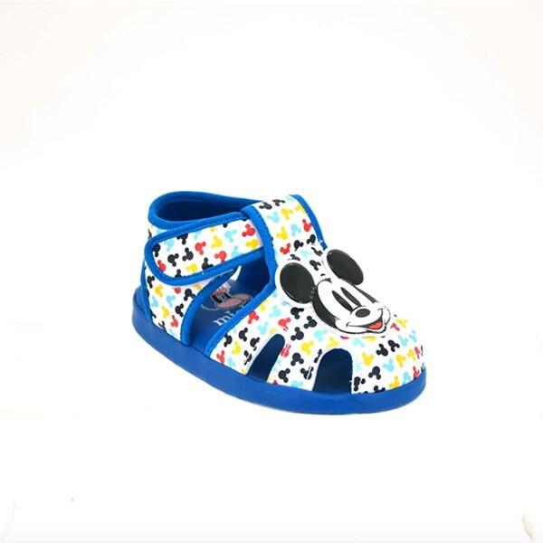 Disney รองเท้าเด็ก BABY BUBBLES CLASSIC MICKEY สี น้ำเงิน รหัส 0619176