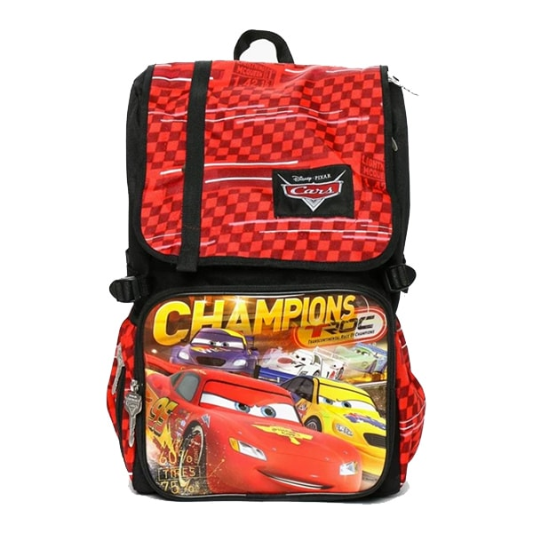 Cars Boys Backpack