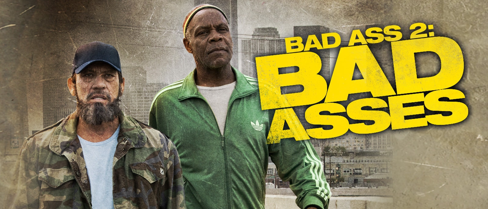 Bad Ass 2: Bad Asses Hero