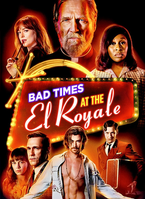Bad Times at the El Royale  20th Century Studios
