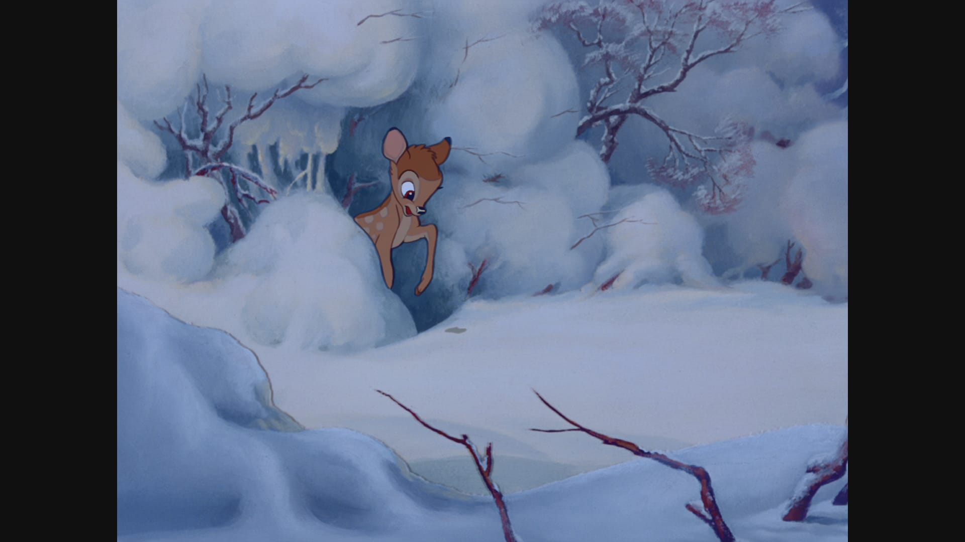 "Zenimation ""Snowscapes"" - Bambi"