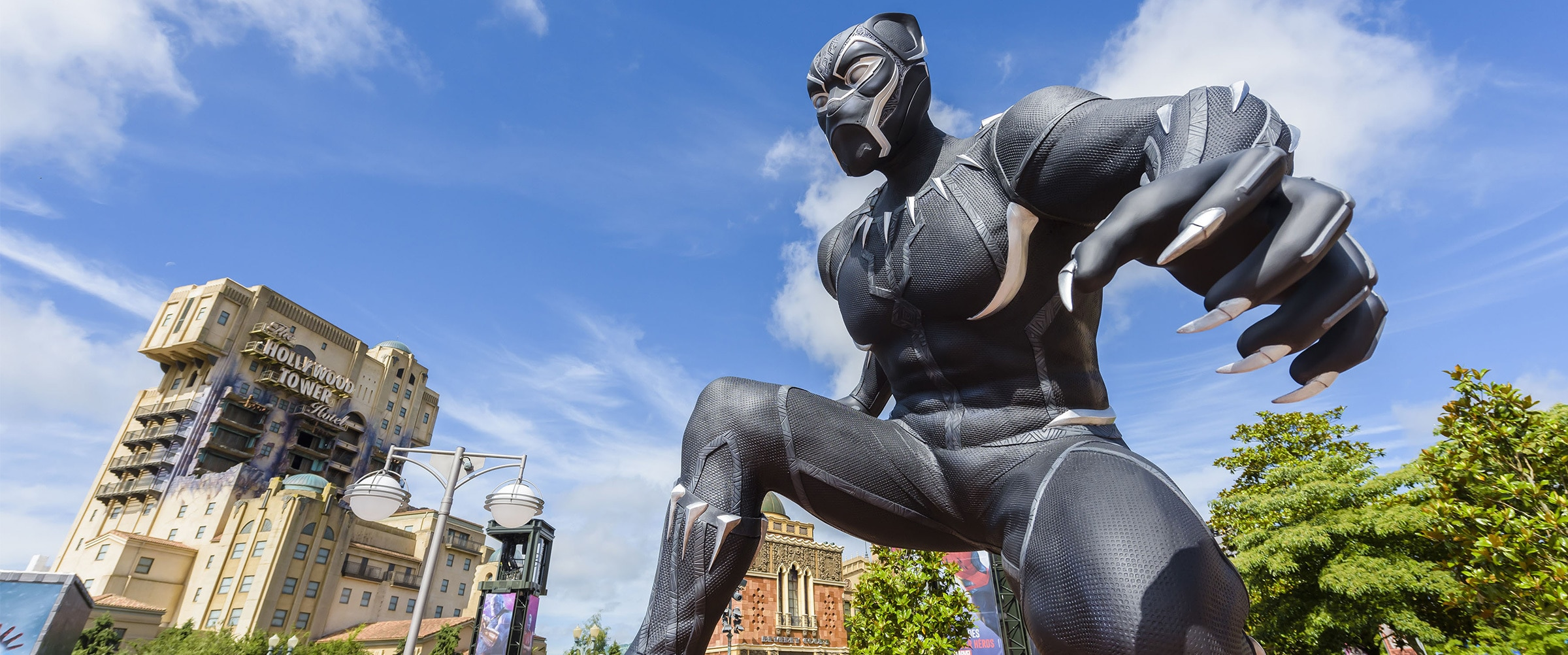 Marvel Summer of Super Heroes är på Disneyland Paris