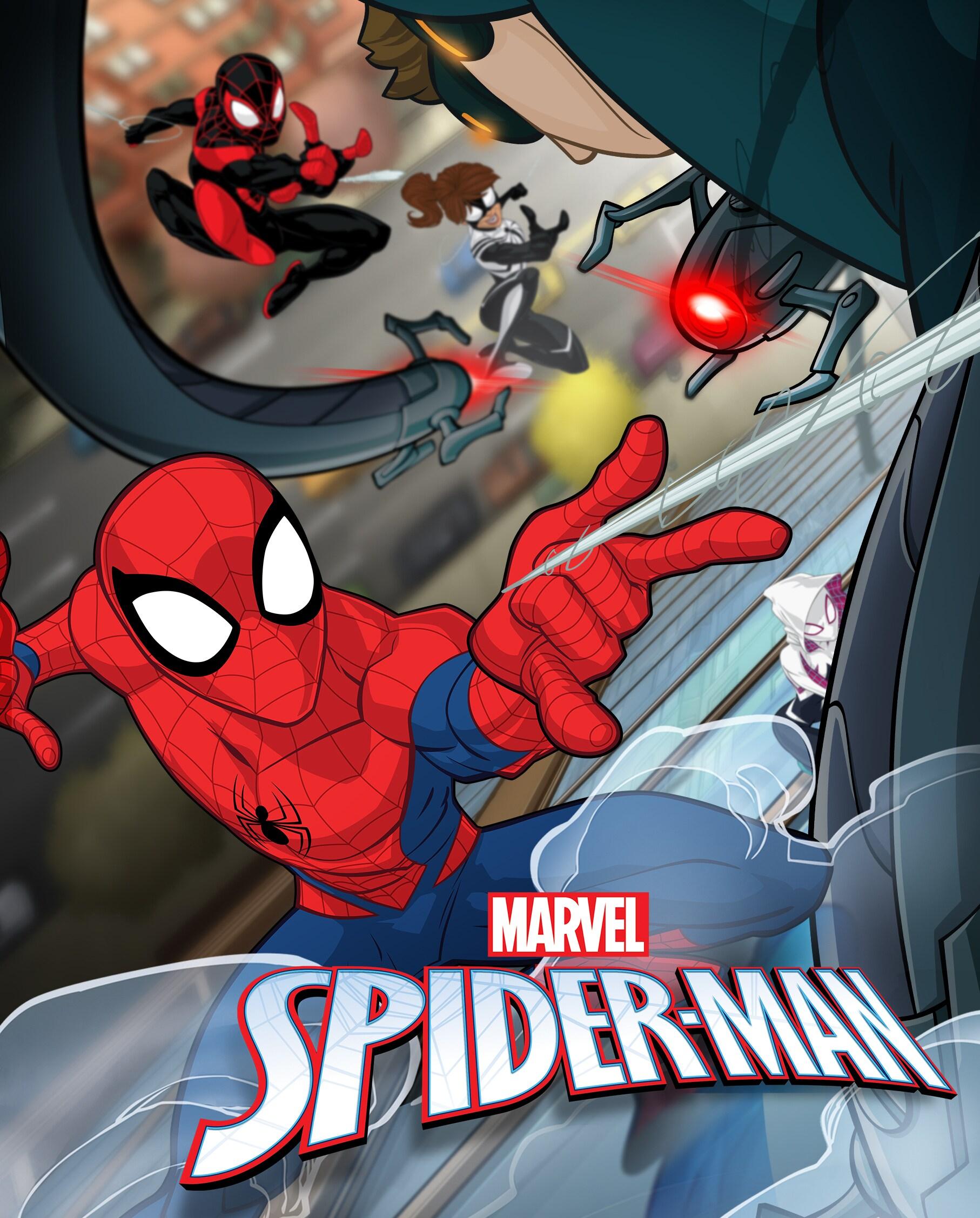 Disney Channel | Marvel's Spider Man
