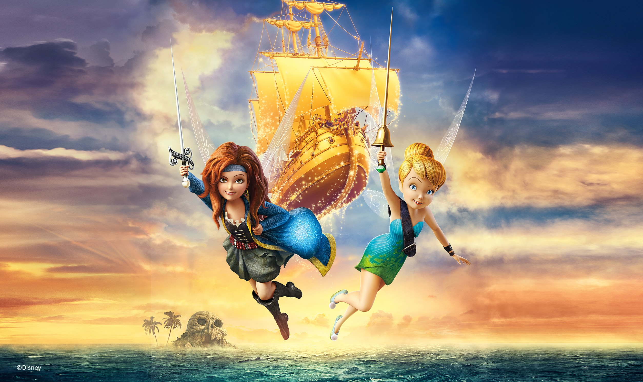Tinker Bell and the Pirate Fairy | Movie