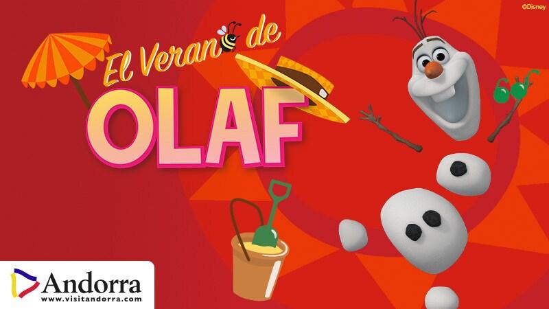 ¡Vuelve el verano de Olaf!