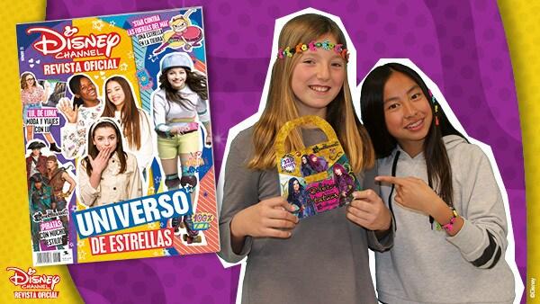 Disney Channel. Revista Oficial