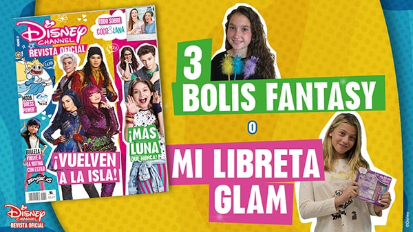 Disney Channel. Revista Oficial