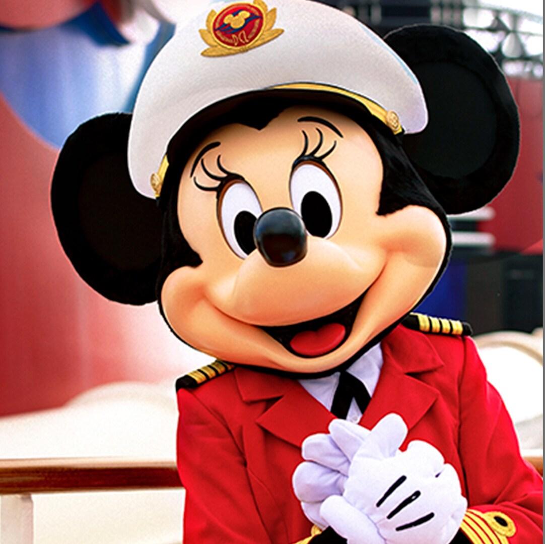 A magia espera por você com a Disney Cruise Line
