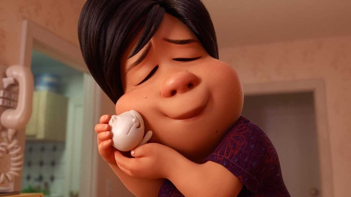 Mother and Bao from Bao