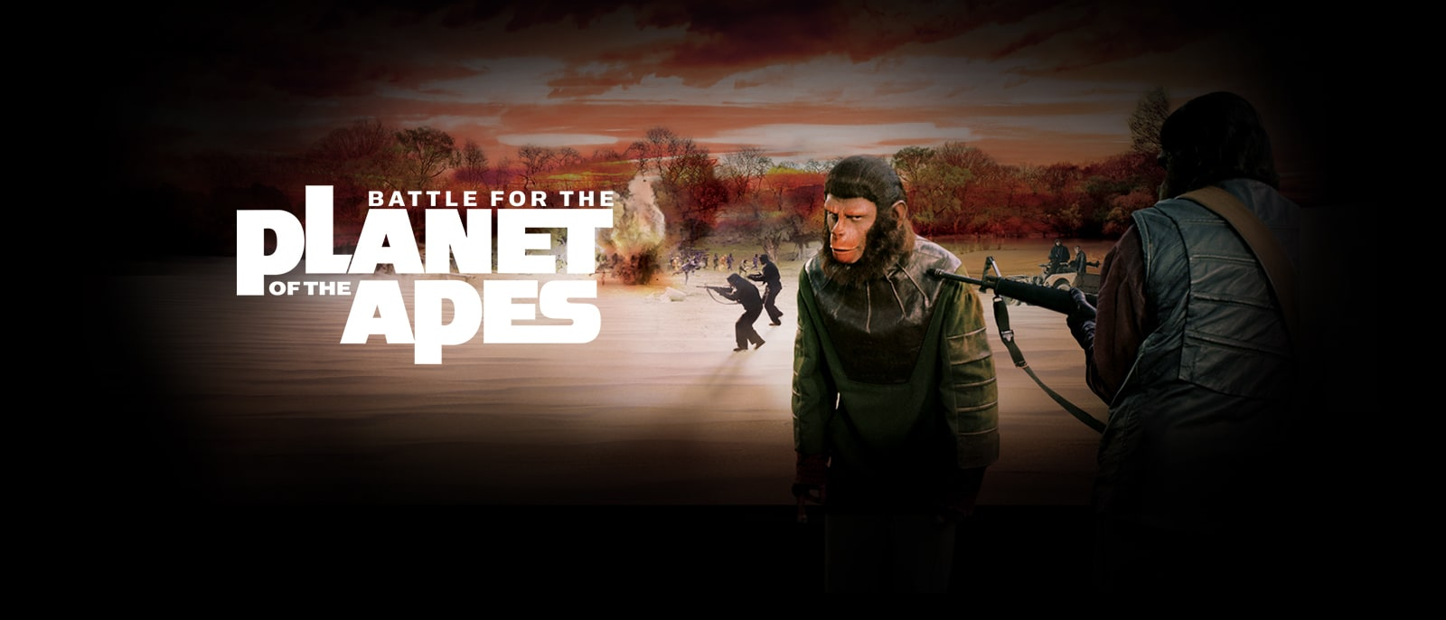 Battle for the Planet of the Apes Hero
