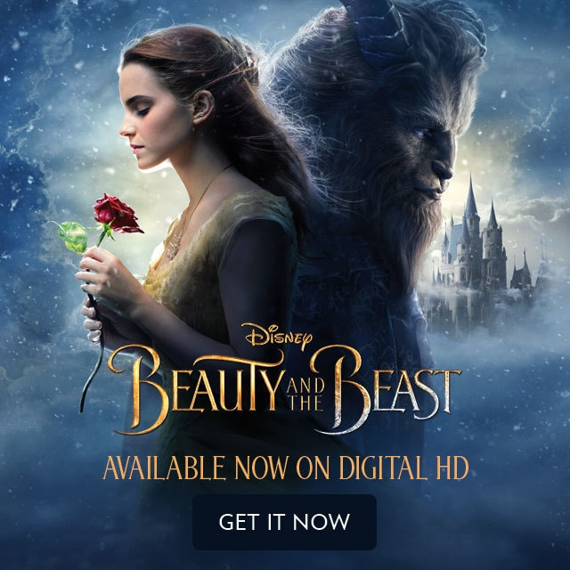 Beauty and the Beast 2017 - At Home