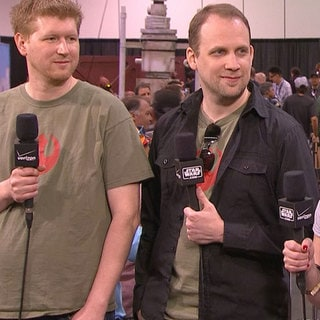Star Wars Battlefront Interview - Star Wars Celebration Anaheim
