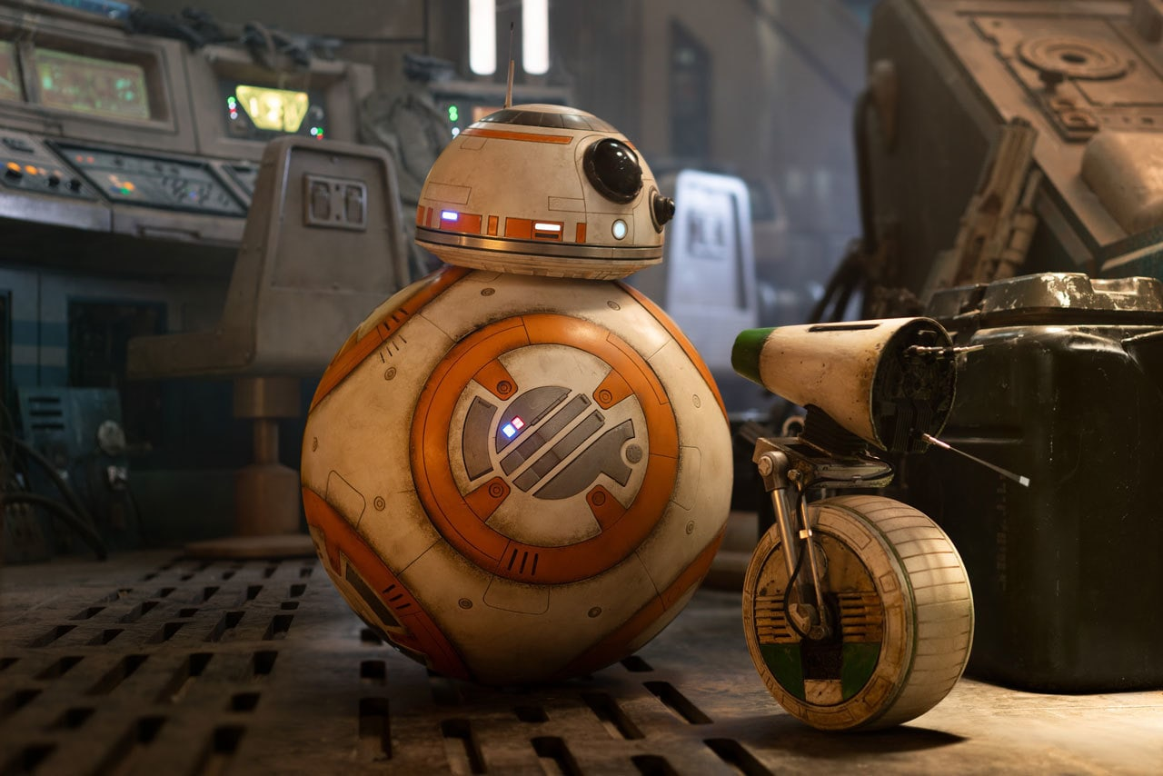 BB-8 and D-O