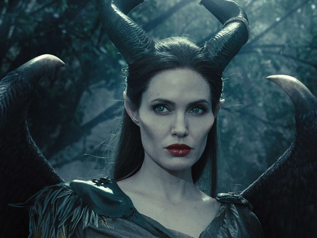 Maleficent rises to the task of protecting her people.