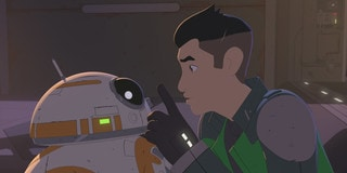 "Bucket's List Extra: 7 Fun Facts from ""The First Order Occupation"" – Star Wars Resistance"