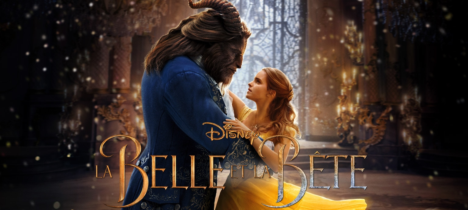 BE-FR - Beauty and the Beast - Hero Header