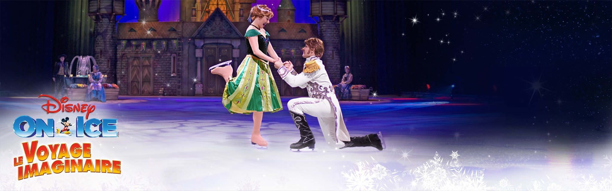 BEFR Homepage - Disney On Ice - Ana